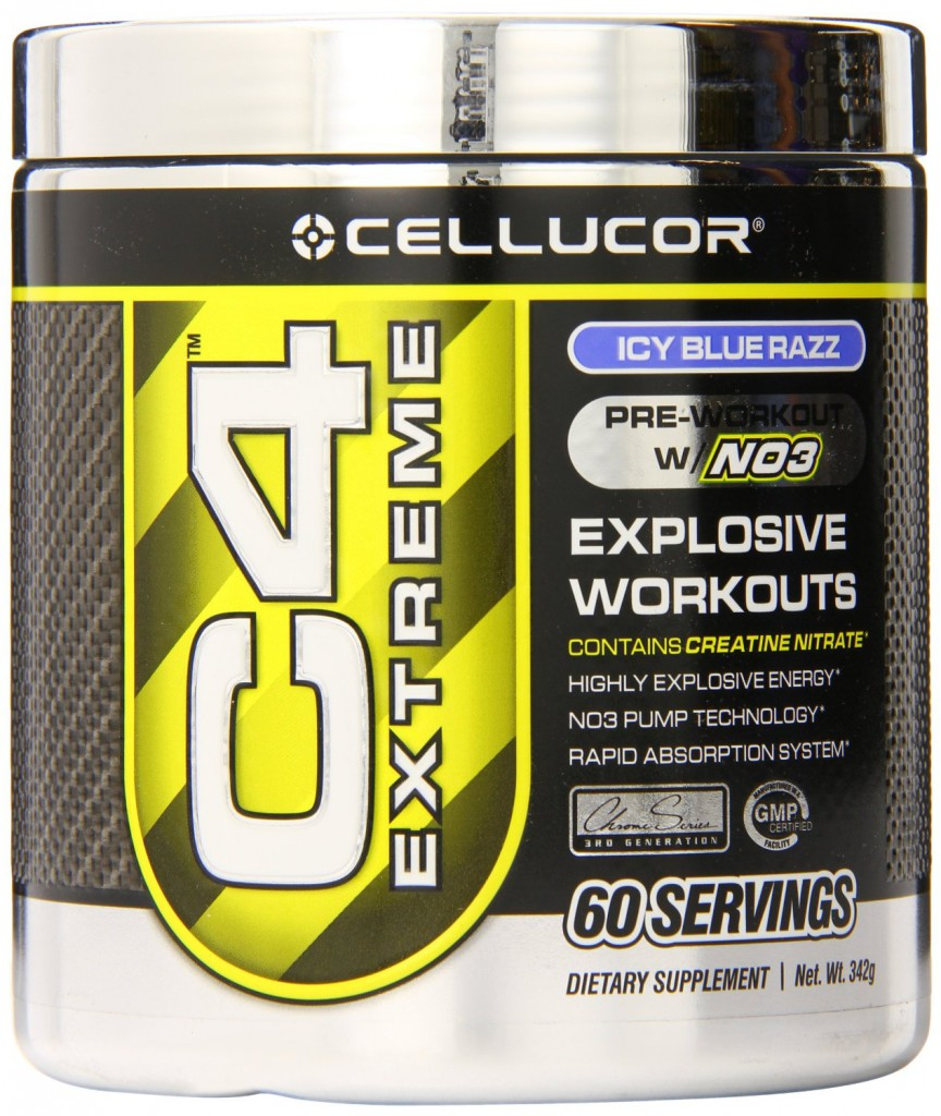 Cellucor C4 extreme pre workout