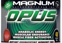 magnum opus pre workout