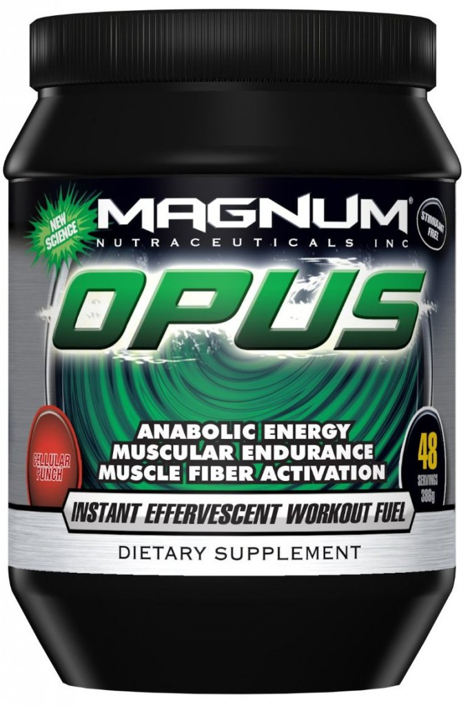 magnum opus pre workout
