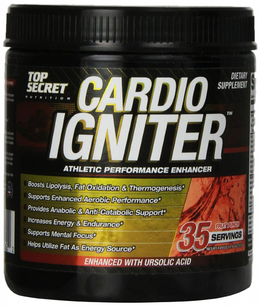 cardio igniter pre workout