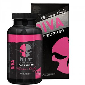 Women Only Diva Fat Burner by HIT Supplements
