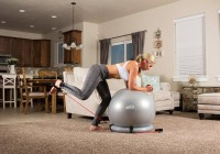 exercise ball workouts for women