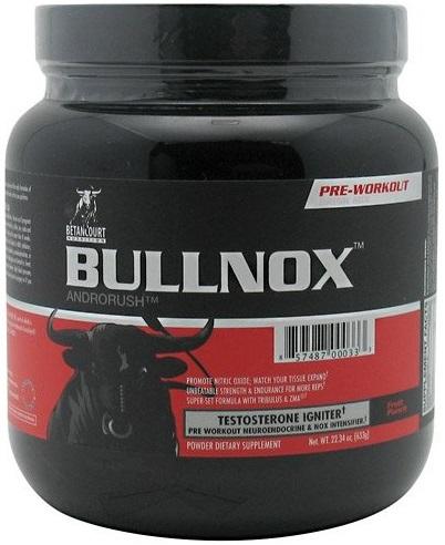 Bullnox pre workout reviews