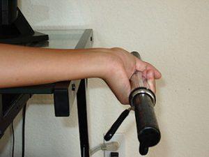 arm exercises wrist curls