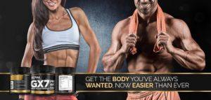gx7 pre workout supplement